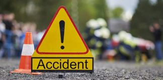 Phillaur Near highway road accident happened 3 killed, 2 injured