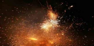 50 lakh kg of crackers burnt in Delhi this year