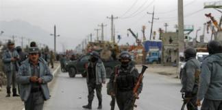 At least 22 Afghan police killed