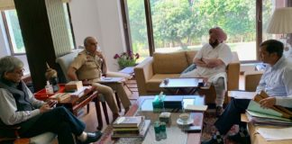 CM Punjab reviews law & order, security for Diwali, asks police to remain on high alert