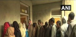 Voting underway for fifth phase of panchayat polls in Kashmir