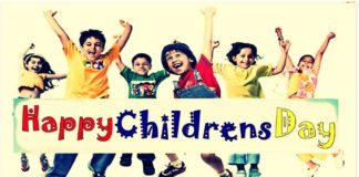 country celebrated Children's day Google made doodle children Congratulations