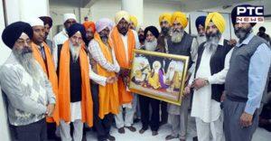 SGPC Gurdwara Sri Manji Sahib Dewan Hall Bhai Mardana Ji