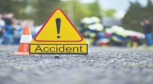 dhuri road accident