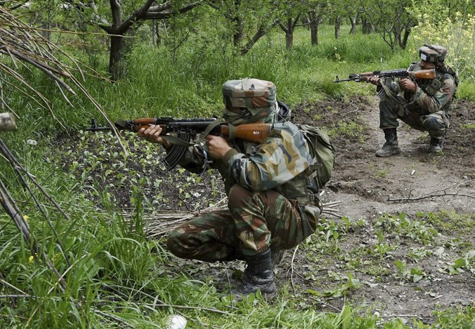 4 militants killed in Pulwama encounter