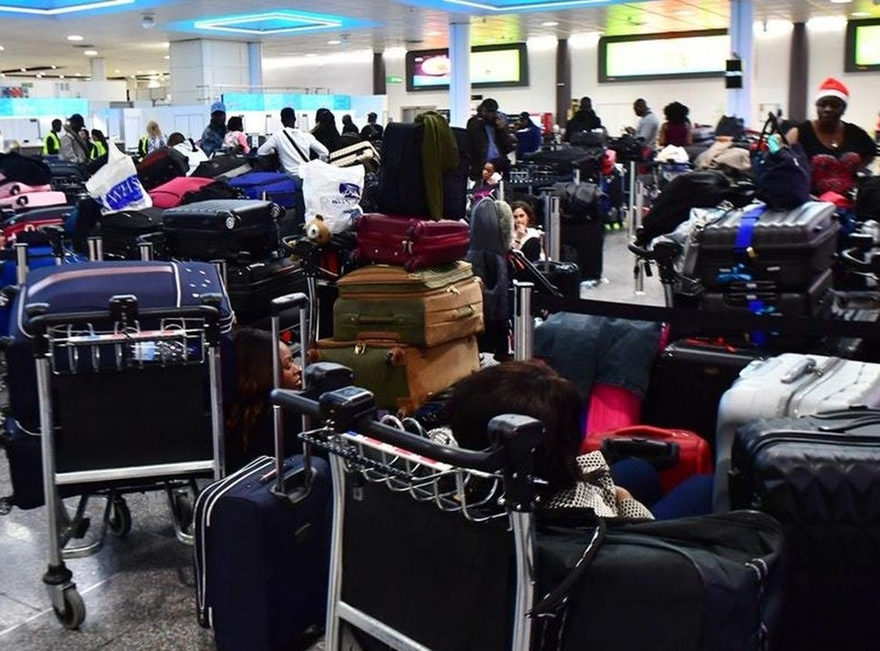 Gatwick Airport after Drone Chaos