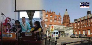 Wolverhampton's Sikh students raise
