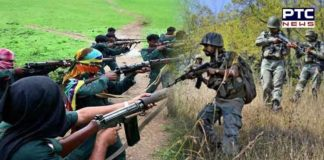 5 Naxals killed
