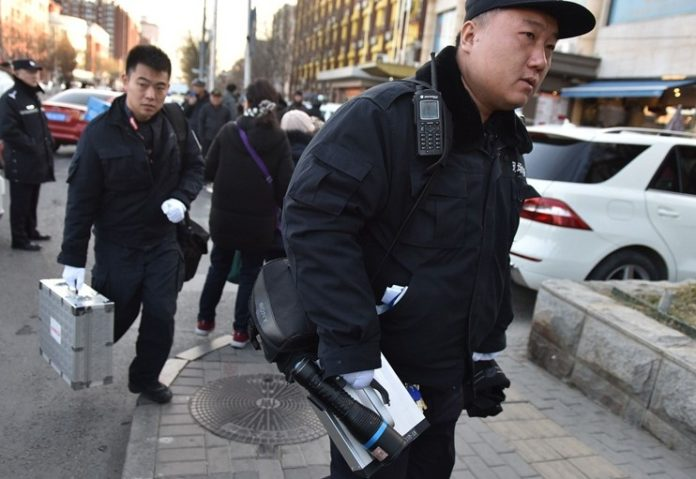 Man attacks children with hammer-like object in Chinese primary school; 20 hurt