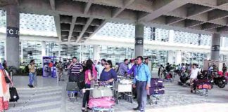 Chandigarh including India 16 airports plastic Restriction
