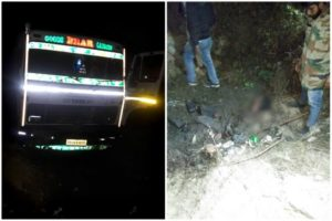 One killed, four injured as speeding truck rams into another vehicle in Moga