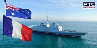 French Frigates seize 1015 kg