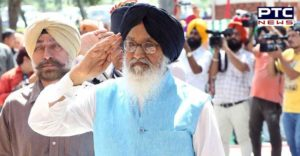 Surgical airstrike After Parkash Badal and Sukhbir Badal Indian Air Force and PM Salute