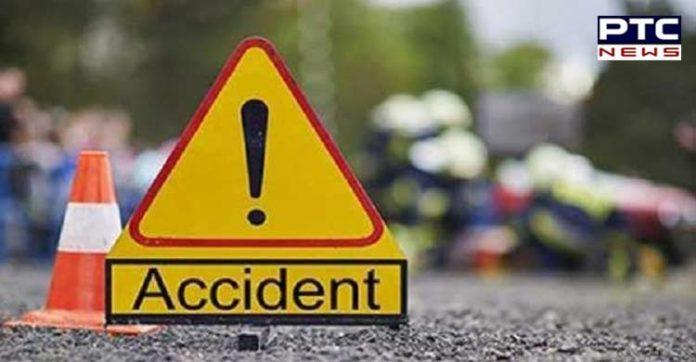 car-truck collision