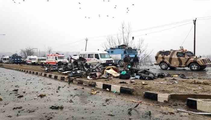 Attack On CRPF Convoy