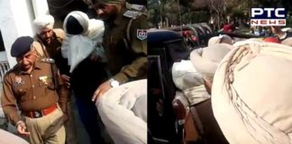 Behbal Kalan Firing case : Faridkot court extends police remand of former SSP Charanjeet Sharma for 3 more Days
