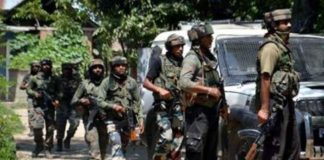 Three security personnel killed in encounter with militants in Kupwara
