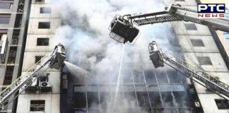 Bangladesh 22-storey building fire