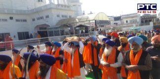 Shri Guru Nanak Dev 550th Prakash Purab Regarding AGPC Shabad Guru Yatra