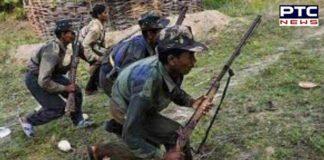 3 Naxals, CRPF jawan killed
