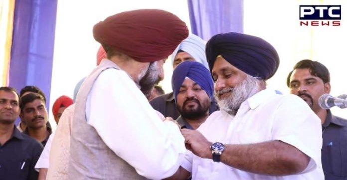 jagmeet brar joins shiromani akali dal lok sabha elections