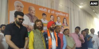 Singer Daler Mehndi joins Bharatiya Janata Party (BJP)