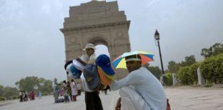 Delhi records hottest day of season