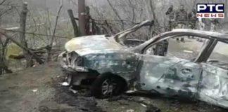 Hizbul Mujahideen behind Banihal car blast