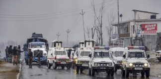 J &K govt bans civilian traffic