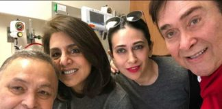 Rishi Kapoor 'almost cancer free': Randhir Kapoor
