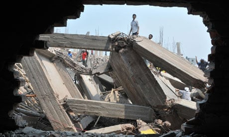 Shahdara factory wall collapse