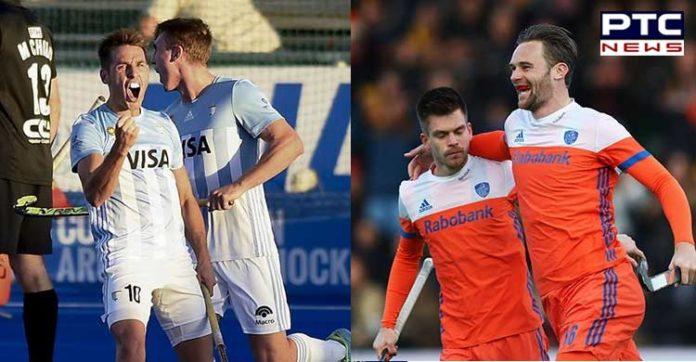 Netherlands men win home game