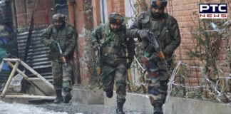 One militant killed