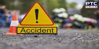 Baramulla road accident