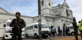 Blasts at churches, hotels across Sri Lanka kill over 150 on Easter