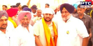 Satindarpal Singh Sidhu, joins SAD