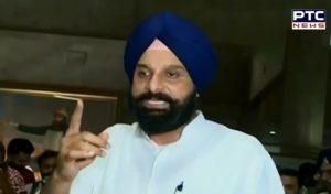 Bikram Singh Majithia Congress On Statement