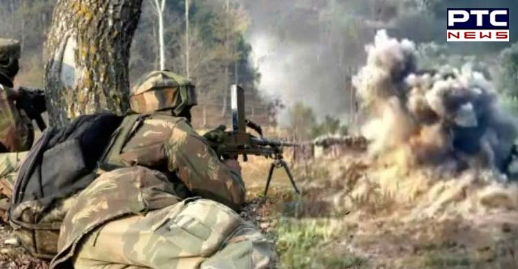 Pakistan violates ceasefire in Krishna Ghati Sector in Kashmir