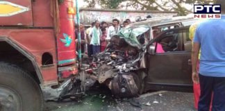 Odisha Road accident Death of five people in one family