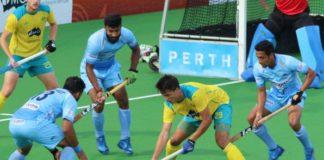 Hockey: Australia scores a convincing 4-0 win over India
