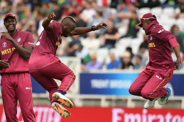 ICC World Cup 2019: West Indies crush Pakistan by seven wickets