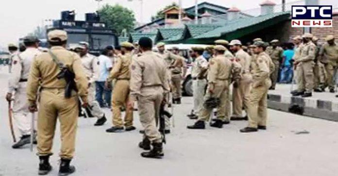 Jammu and Kashmir terrorists Head Constable Shot death