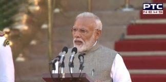 Narendra Modi again Prime Minister , Oth country 17th Prime Minister