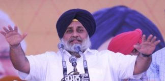 Captain won't remain CM after Lok Sabha poll: Sukhbir Badal