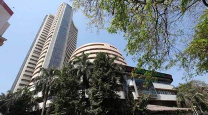 Rupee gains, sensex surges 950 points as exit polls predict NDA's return