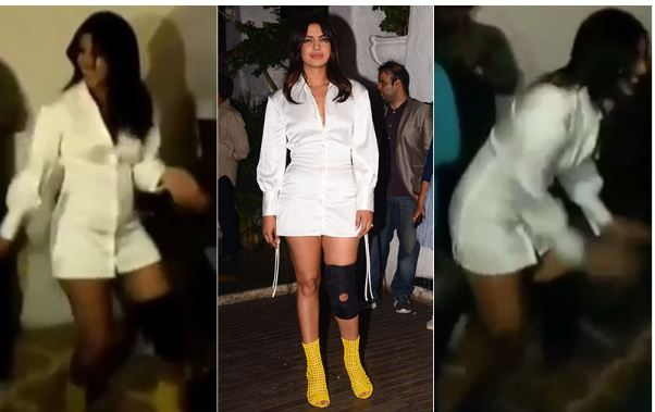 Priyanka Chopra attends Sky is Pink wrap party ,Dance Video Viral