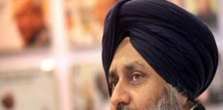 Sukhbir Badal condemns CM for recommending pardon of four cops who killed innocent Sikh youth to get out of turn promotions