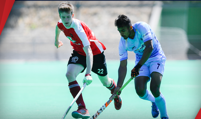 Hockey: India Junior Men record first win in Madrid