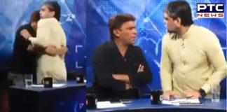 Pakistan Journalist ,PTI leader ,Live debate,