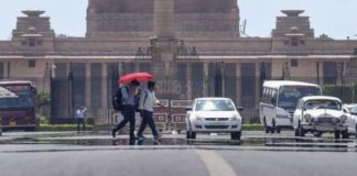 Dry conditions to push mercury up in Delhi